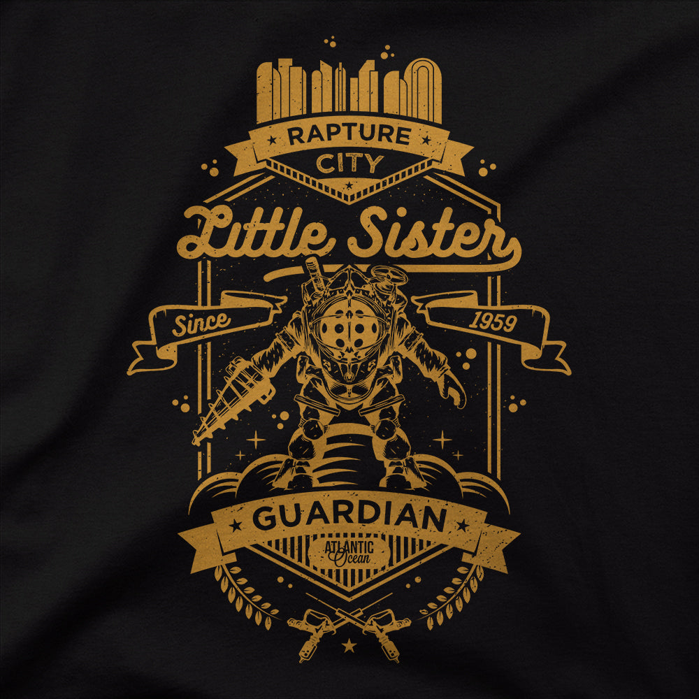 Little Sister Protector T-Shirt