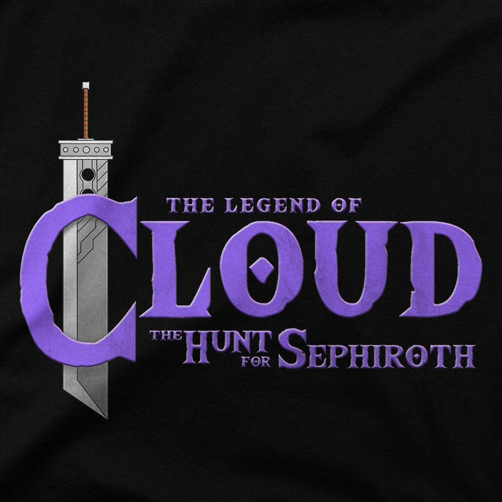 The Legend of Cloud T-Shirt
