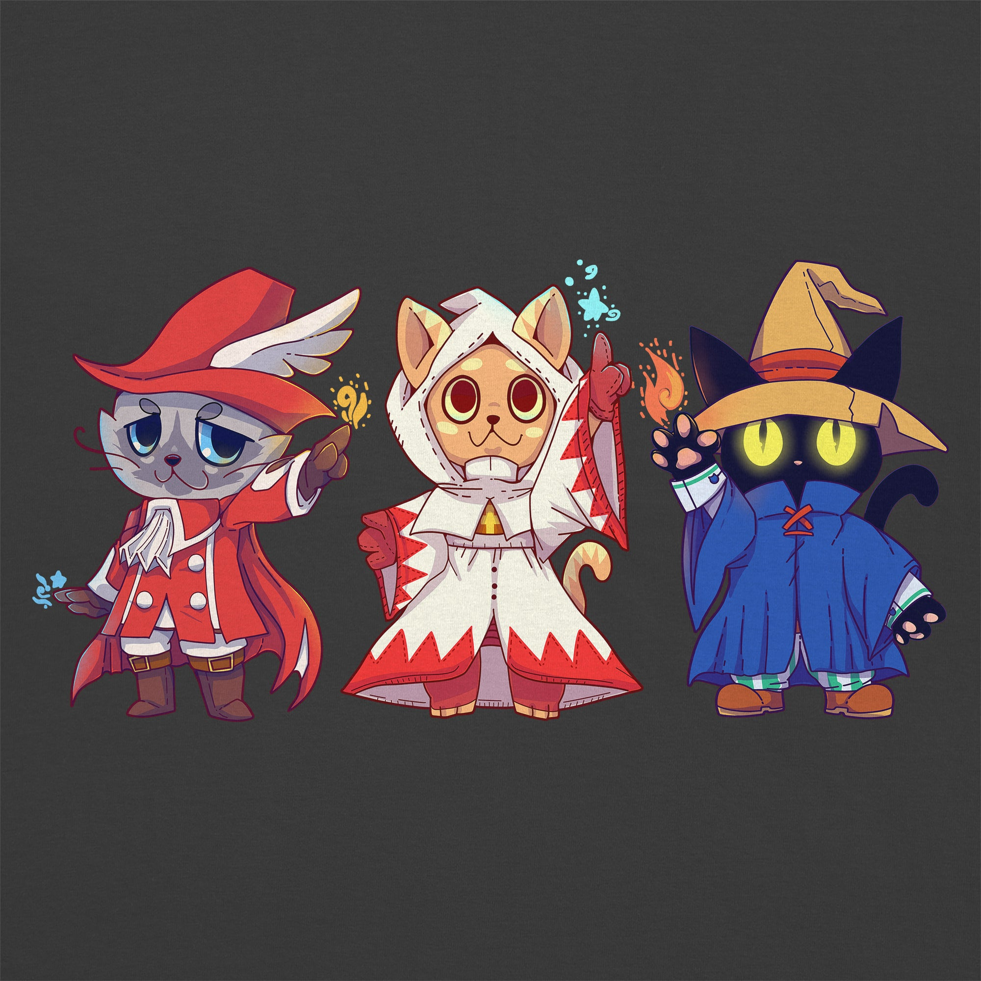 Cat Mages T-Shirt