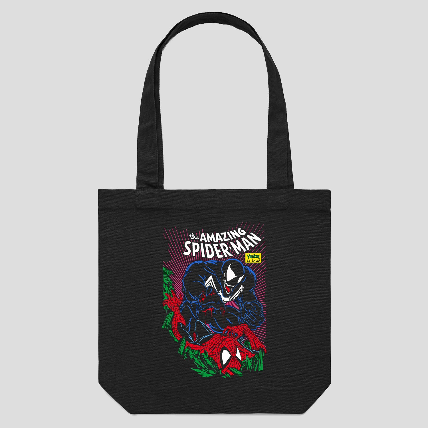 Venom Is Back Bag