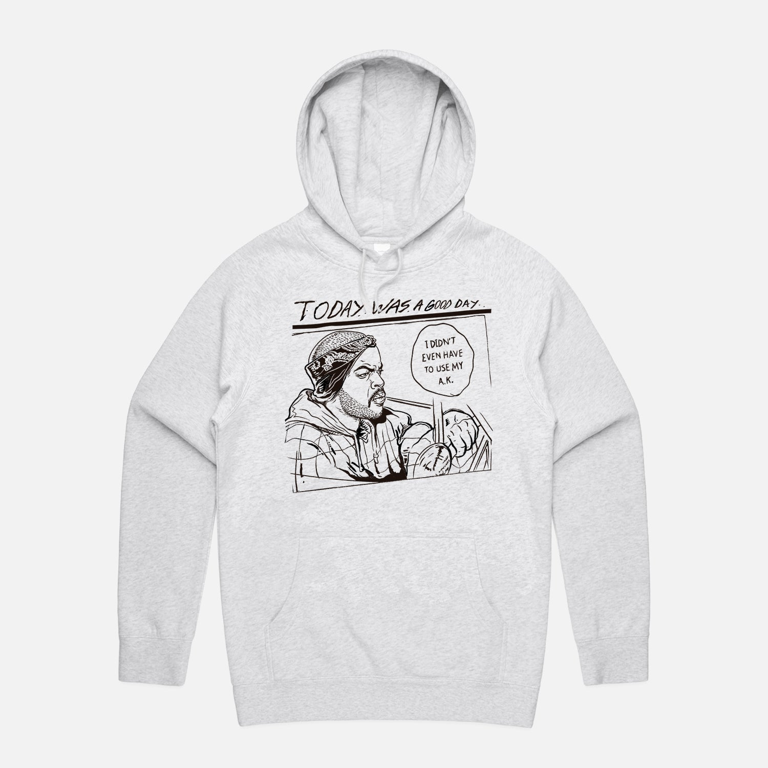 A Good Day Pullover Hoodies