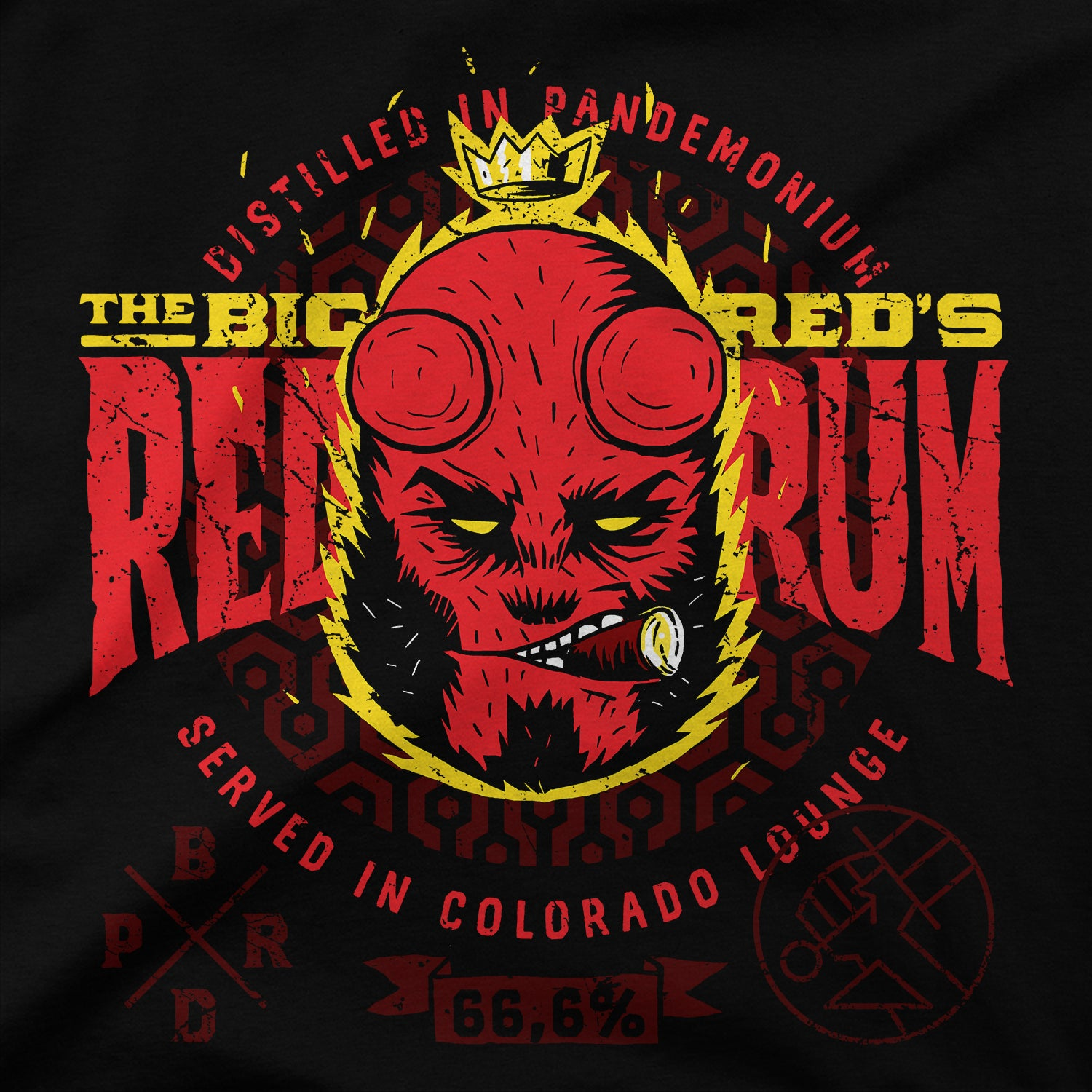 The Big Red's Red Rum