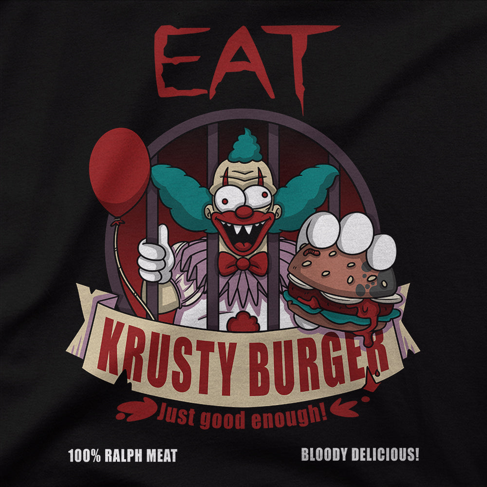 Eat Krusty Burger T-Shirt