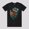 Cool Goku Dragon Ball T-Shirt in Black