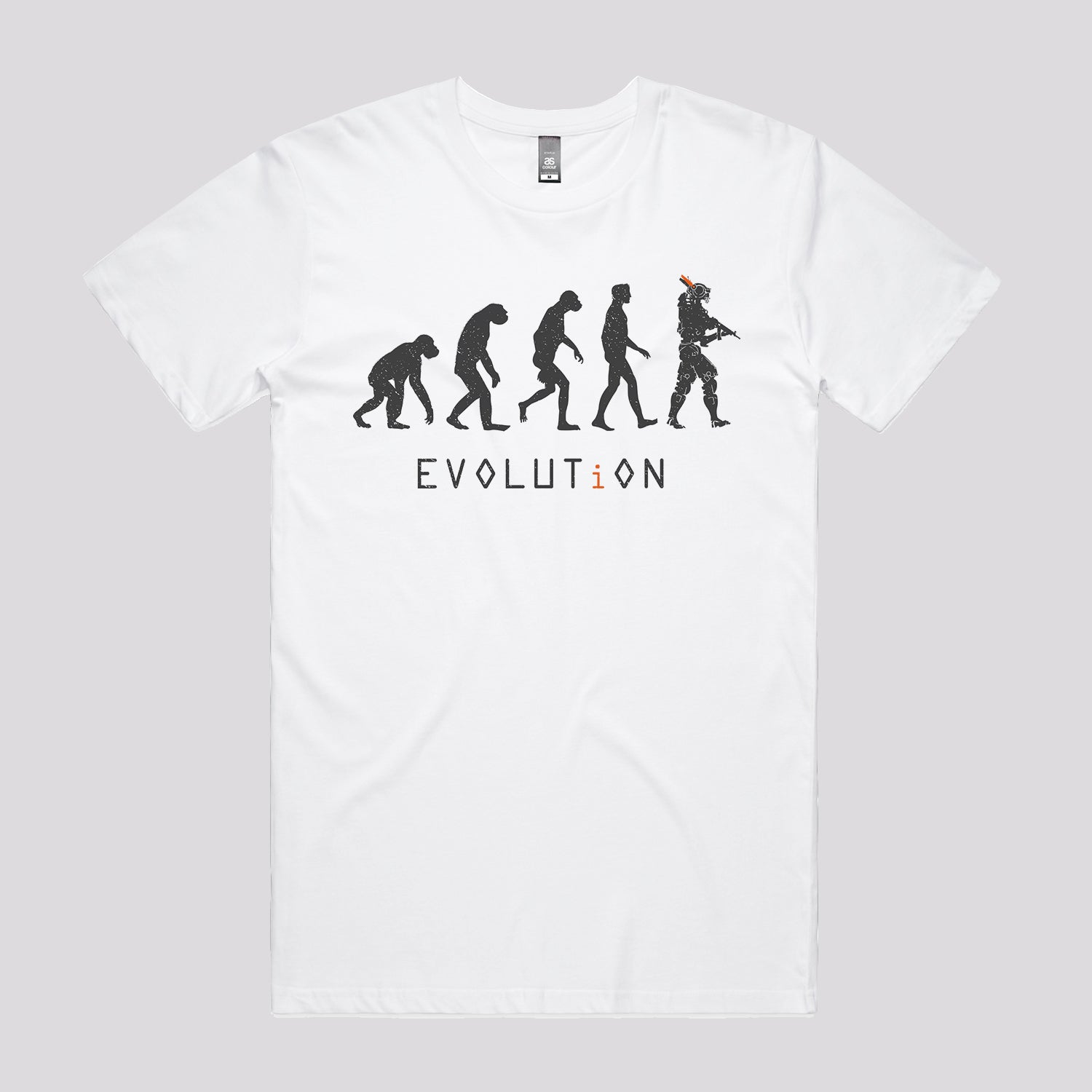 Evolution Chappie