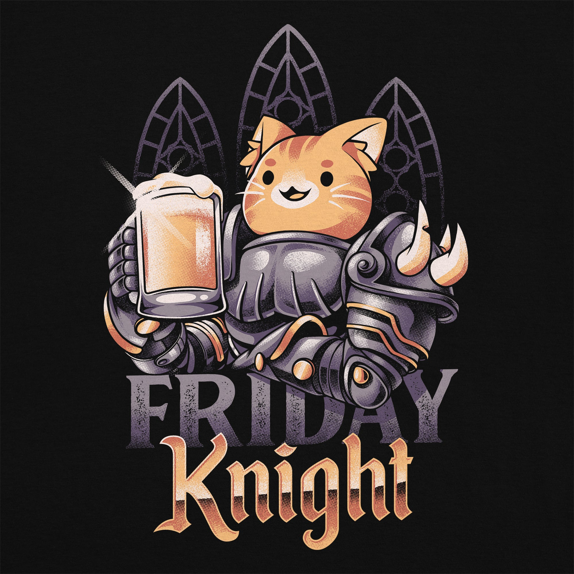 Friday Knight T-Shirt