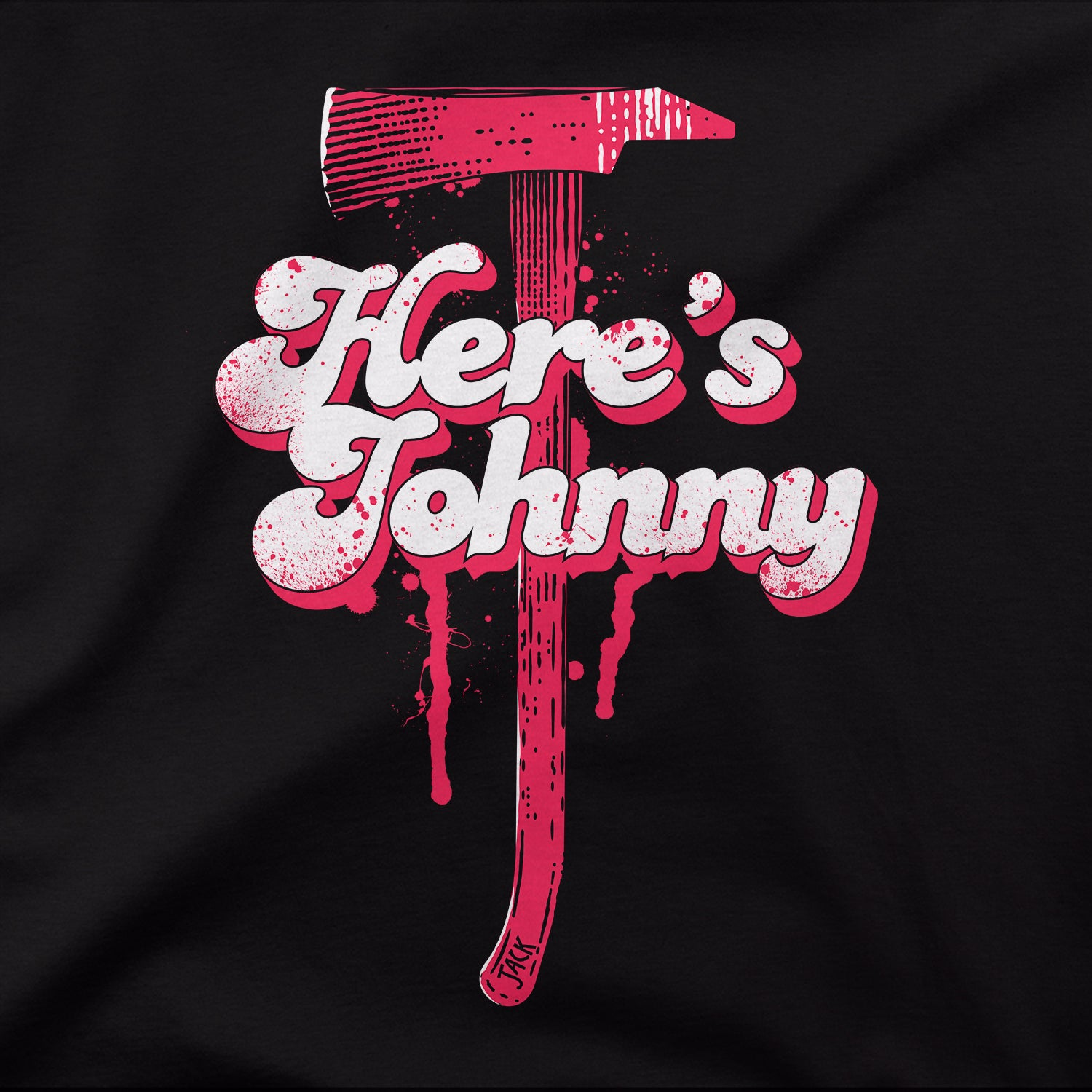 Here's Johnny