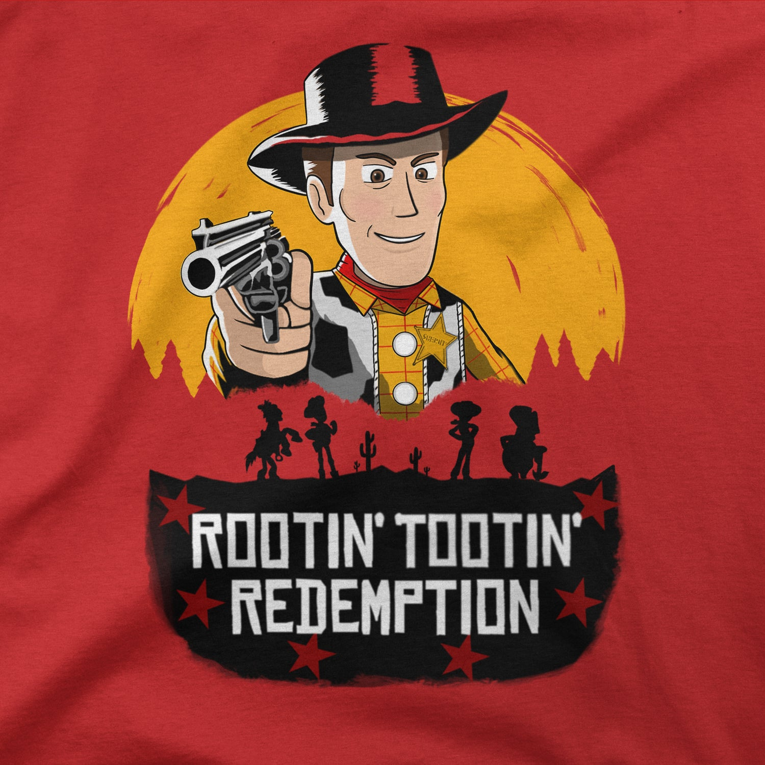Rootin' Tootin' Redemption