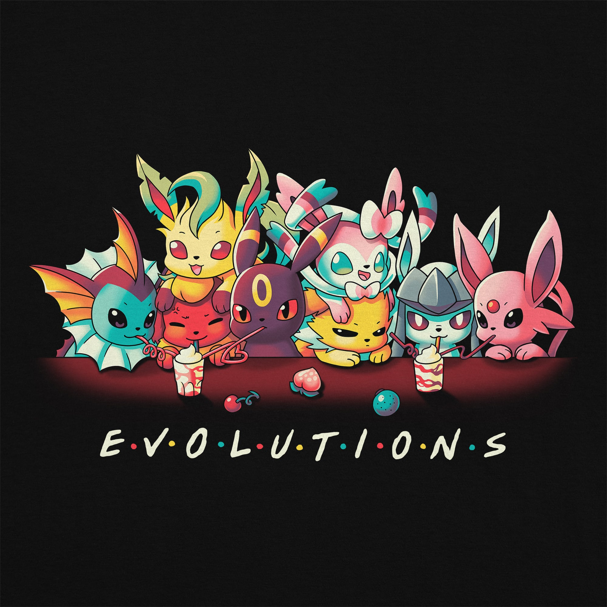 Evolutions Kids T-Shirt