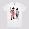 Cool Dragon Ball T-Shirt in White