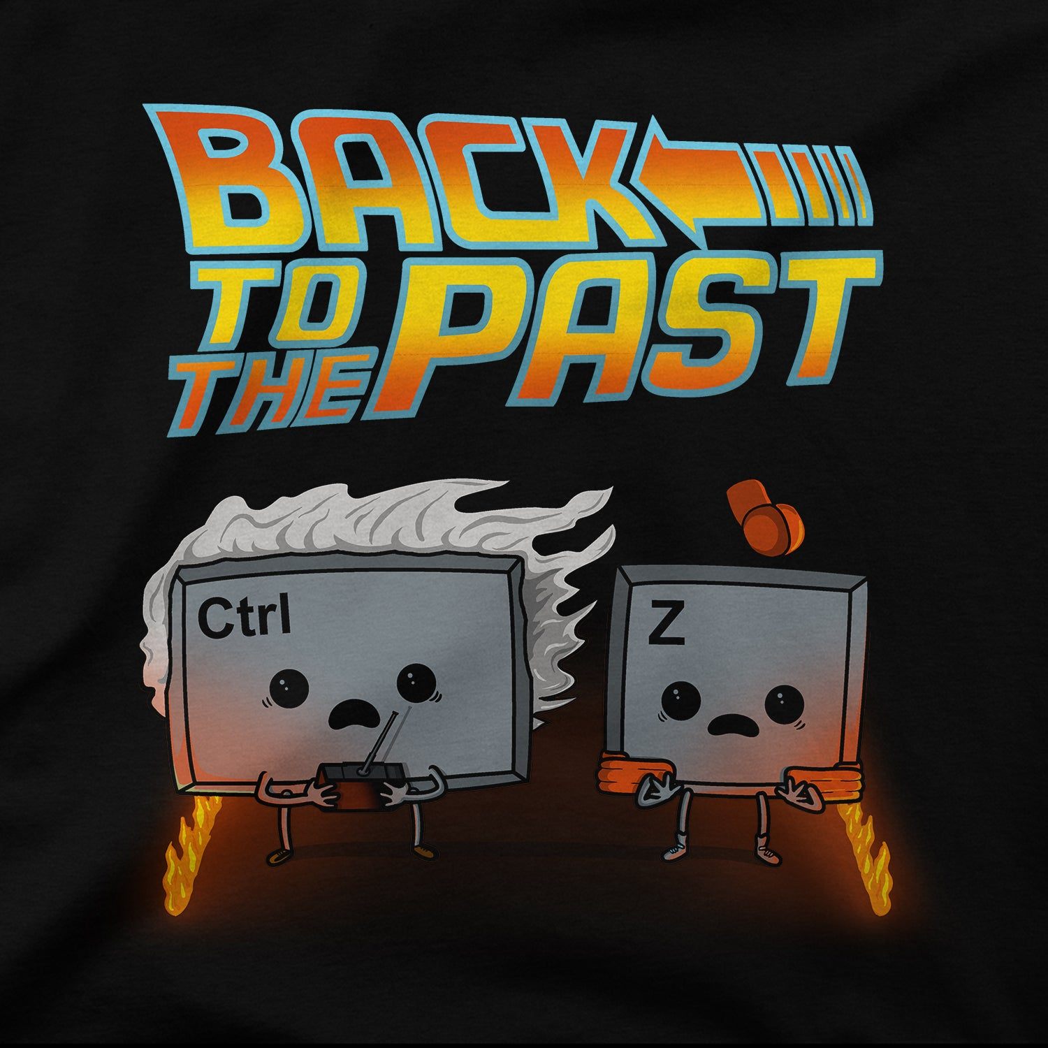 Back to the Past - LIMITEE