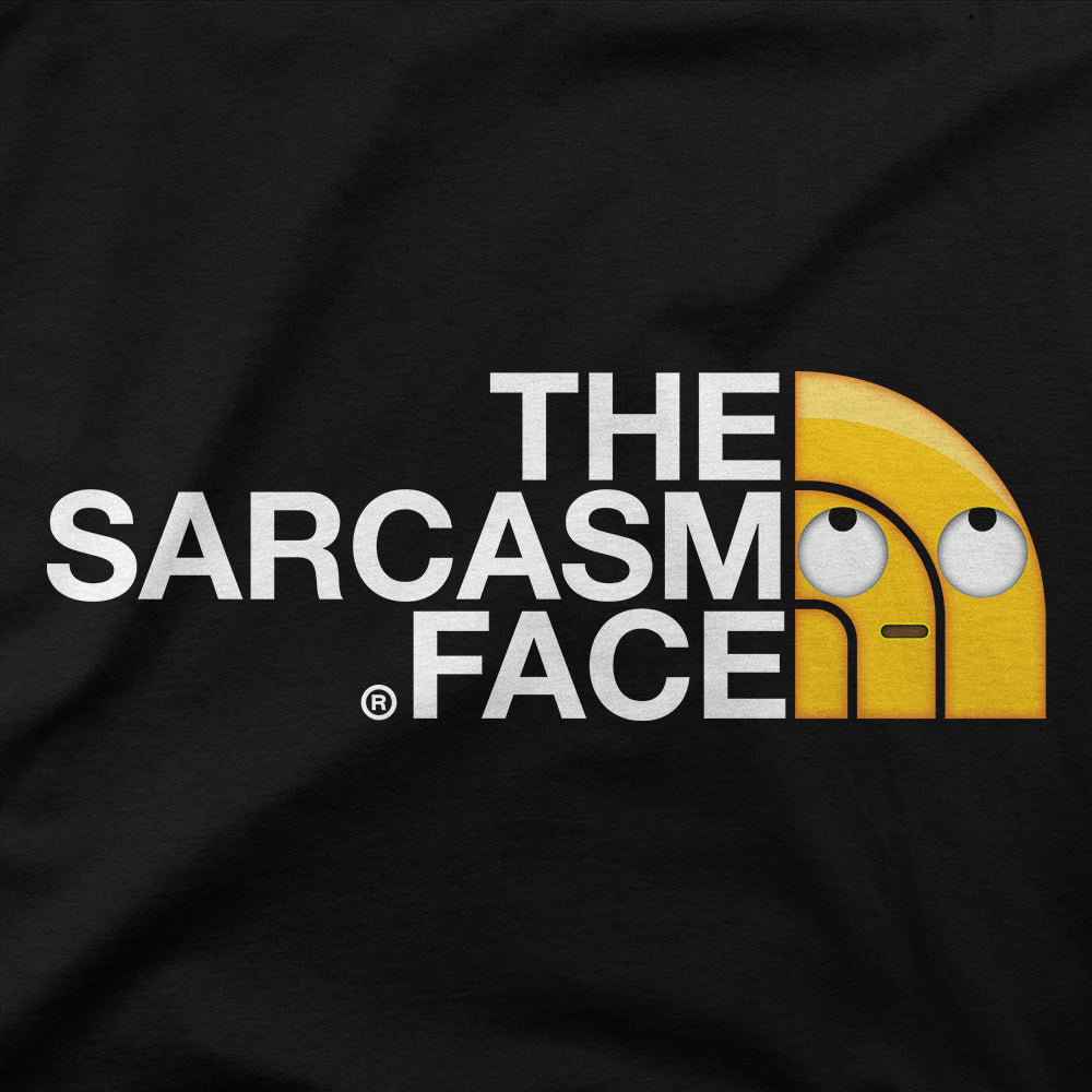 The Sarcasm Face