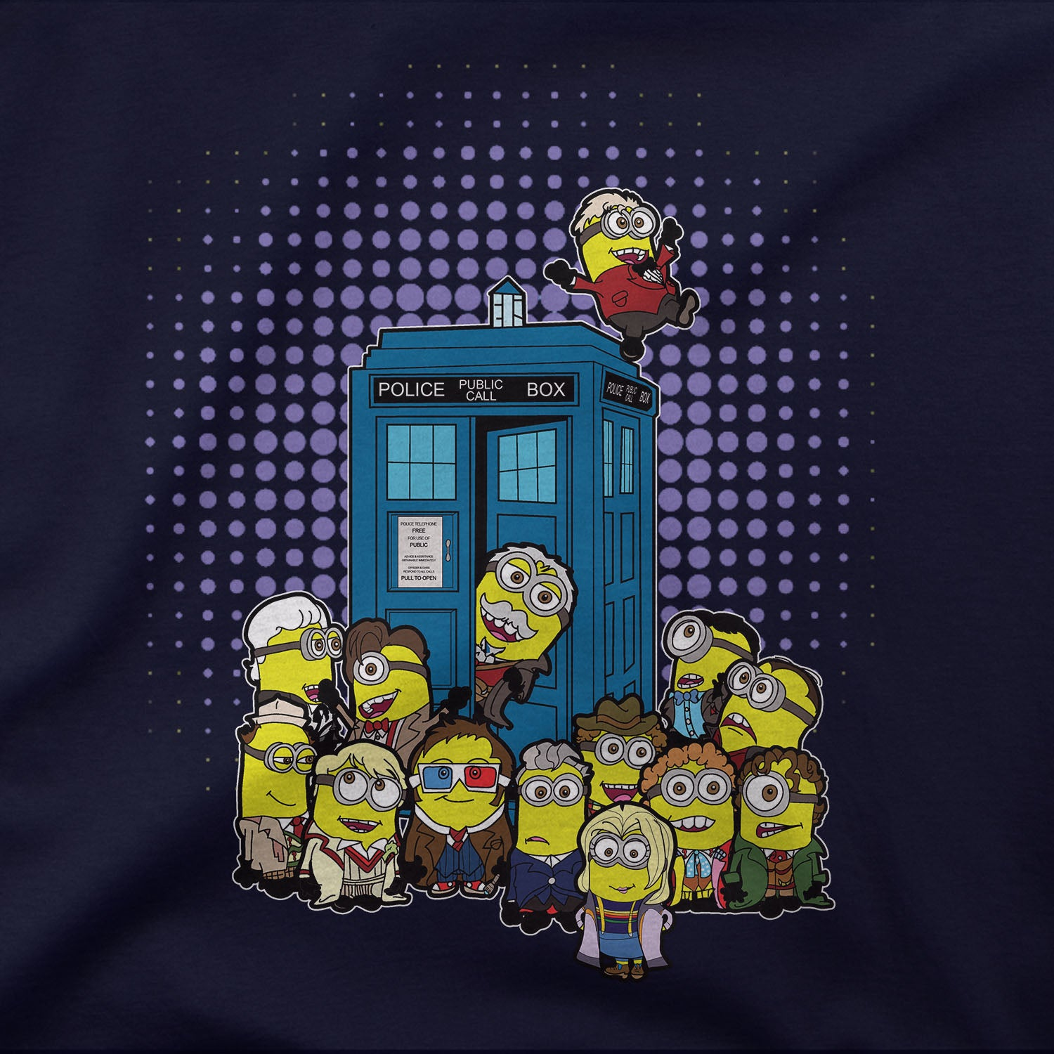 Doctor Minion With Added Thirteen
