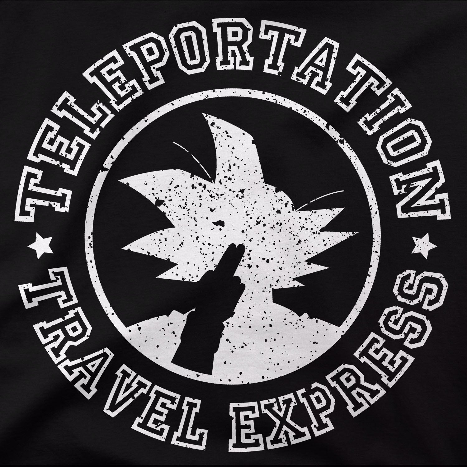 Teleportation Travel Express