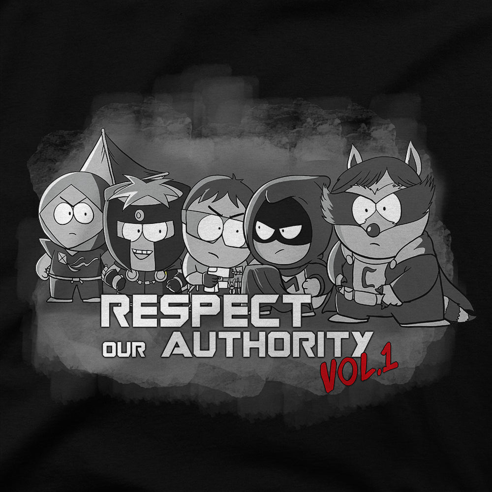 Guardians of Authority T-Shirt