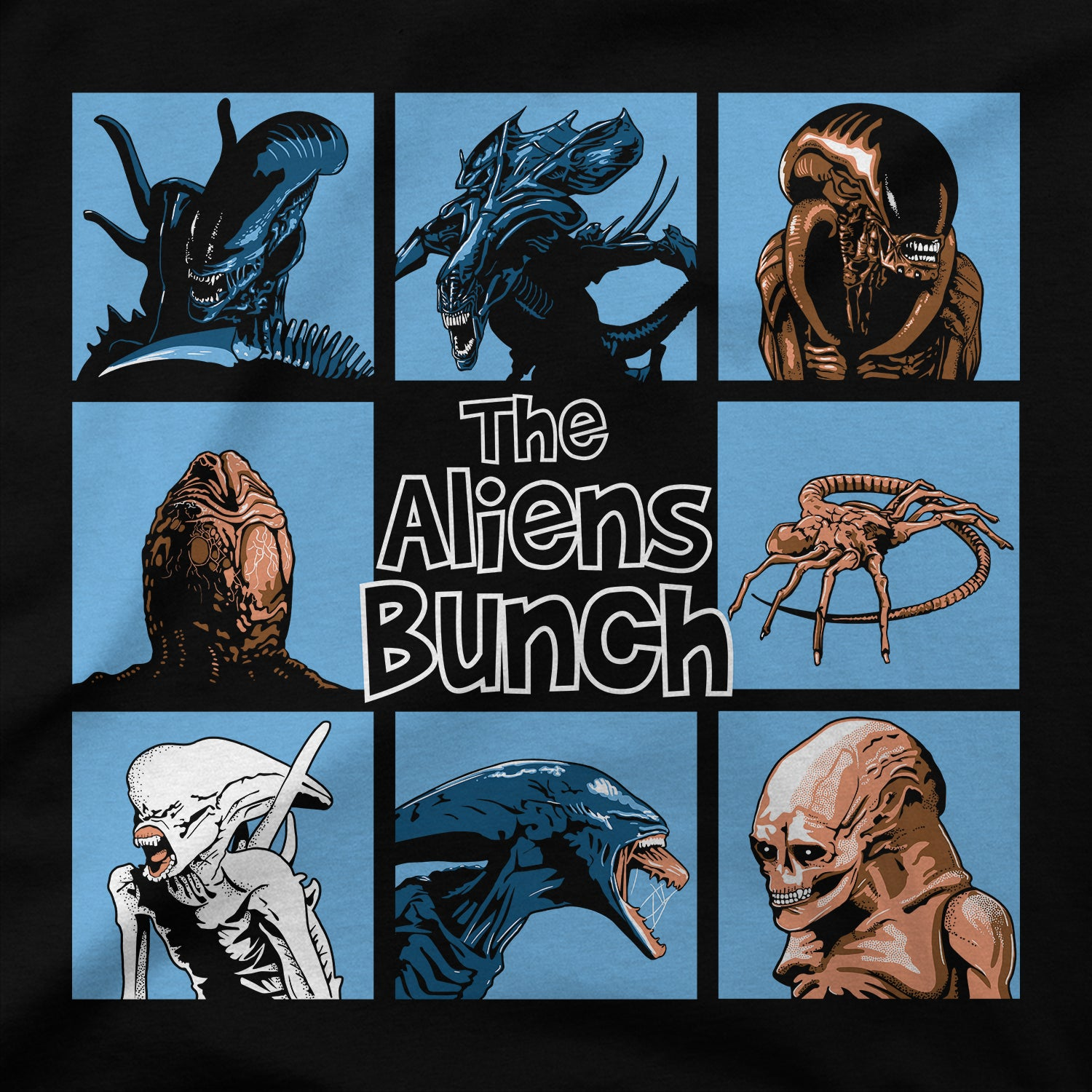 The Aliens Bunch