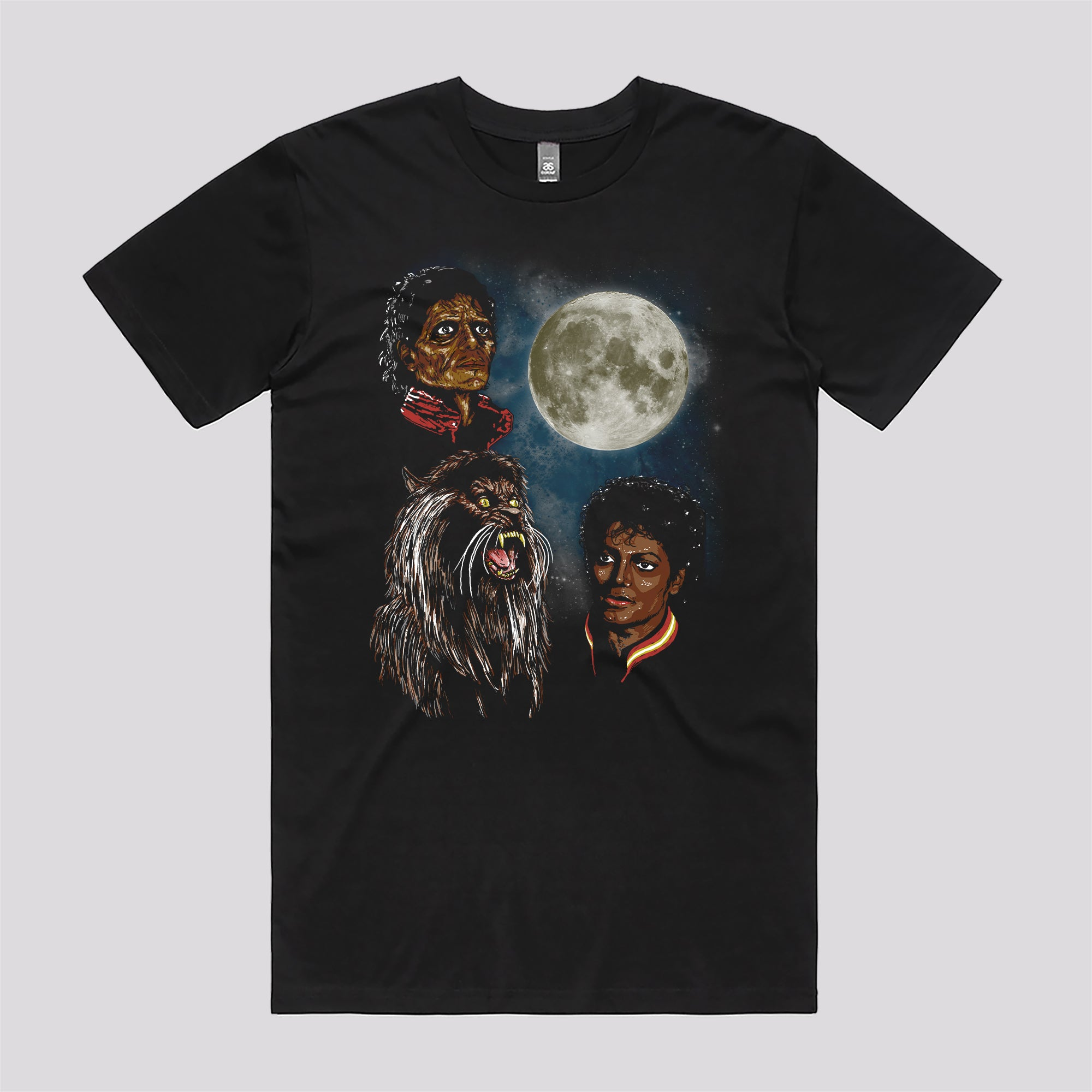 Threeller Moon T-Shirt