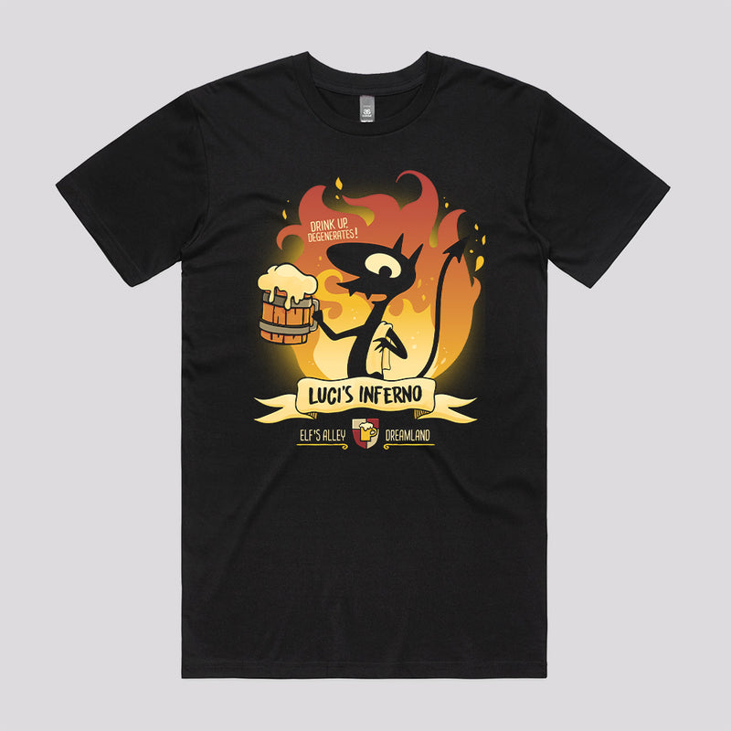 Luci's Inferno T-Shirt