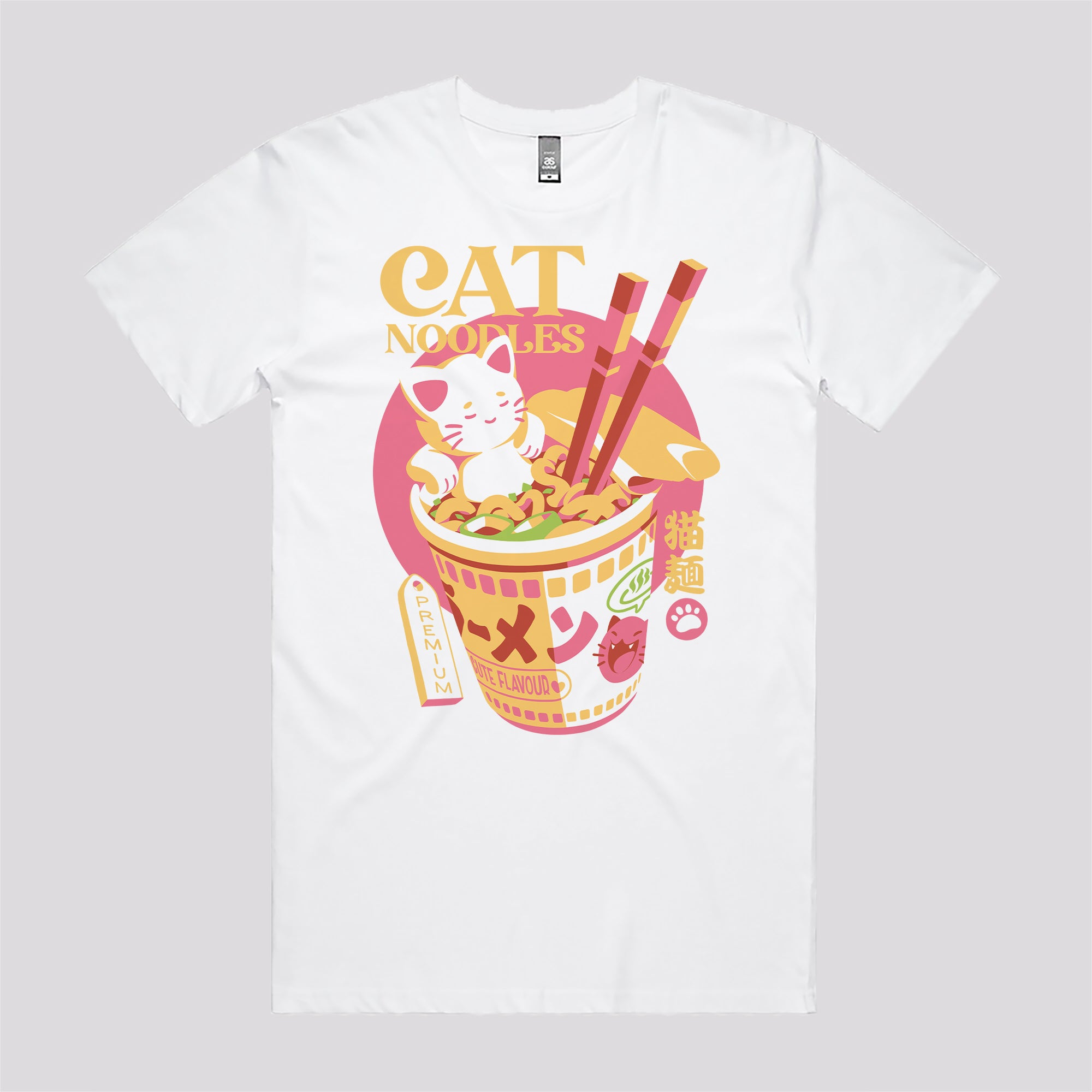 Cat Noodles T-Shirt