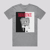 Funny Spongebob Squarepants T-Shirt in Grey