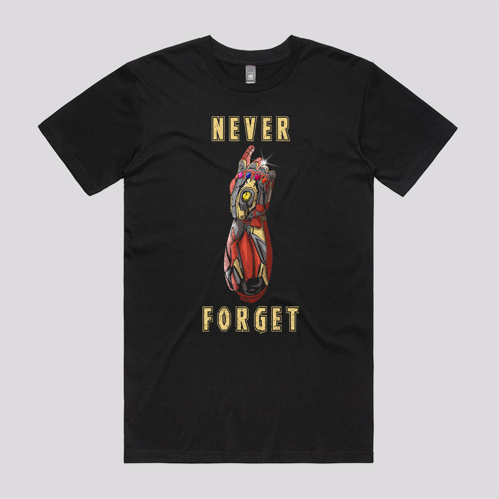 Never Forget Tony T-Shirt