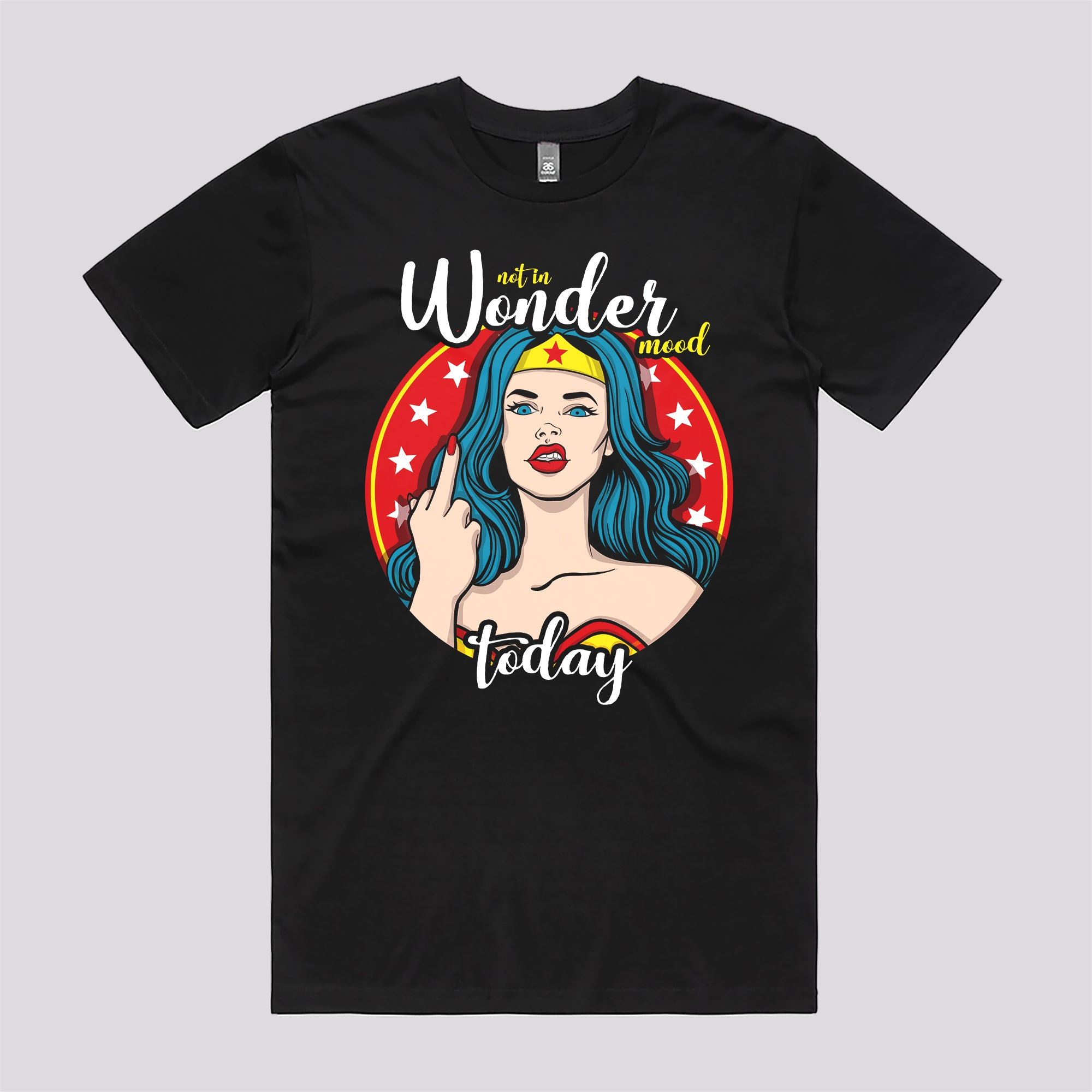 Not in Wonder Mood T-Shirt