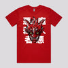 Oni Mask Men T-Shirt