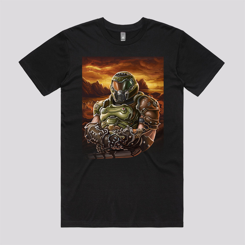 Mona Doom T-Shirt
