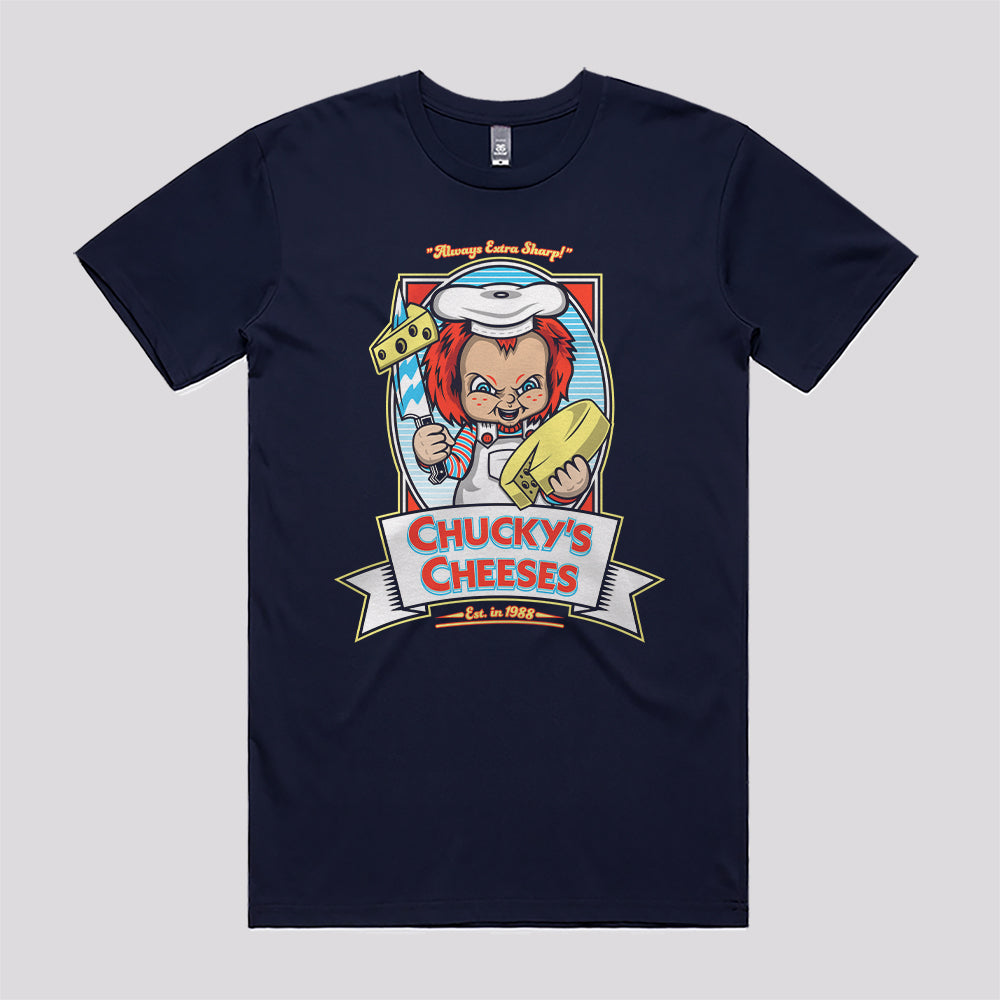 Chucky's Cheeses T-Shirt