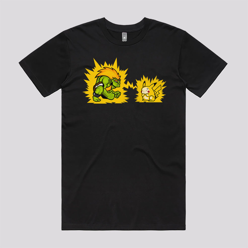 Electric Fight T-Shirt