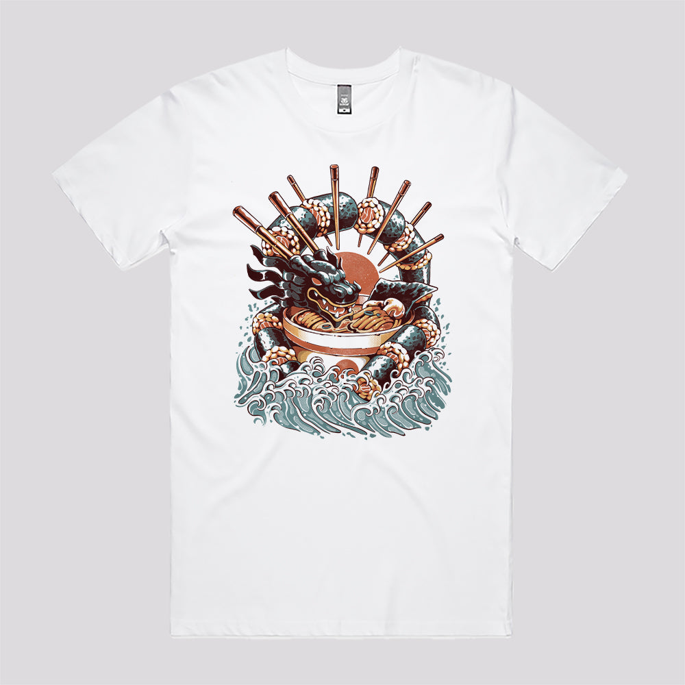 Dragon Sushi Ramen T-Shirt