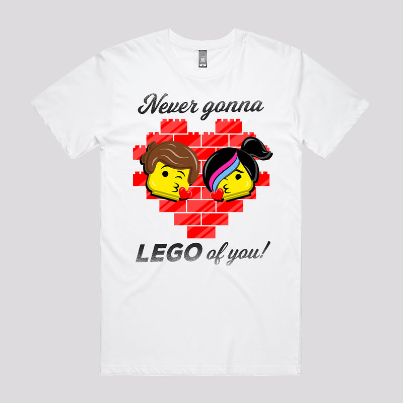 Never Gonna LEGO of You!
