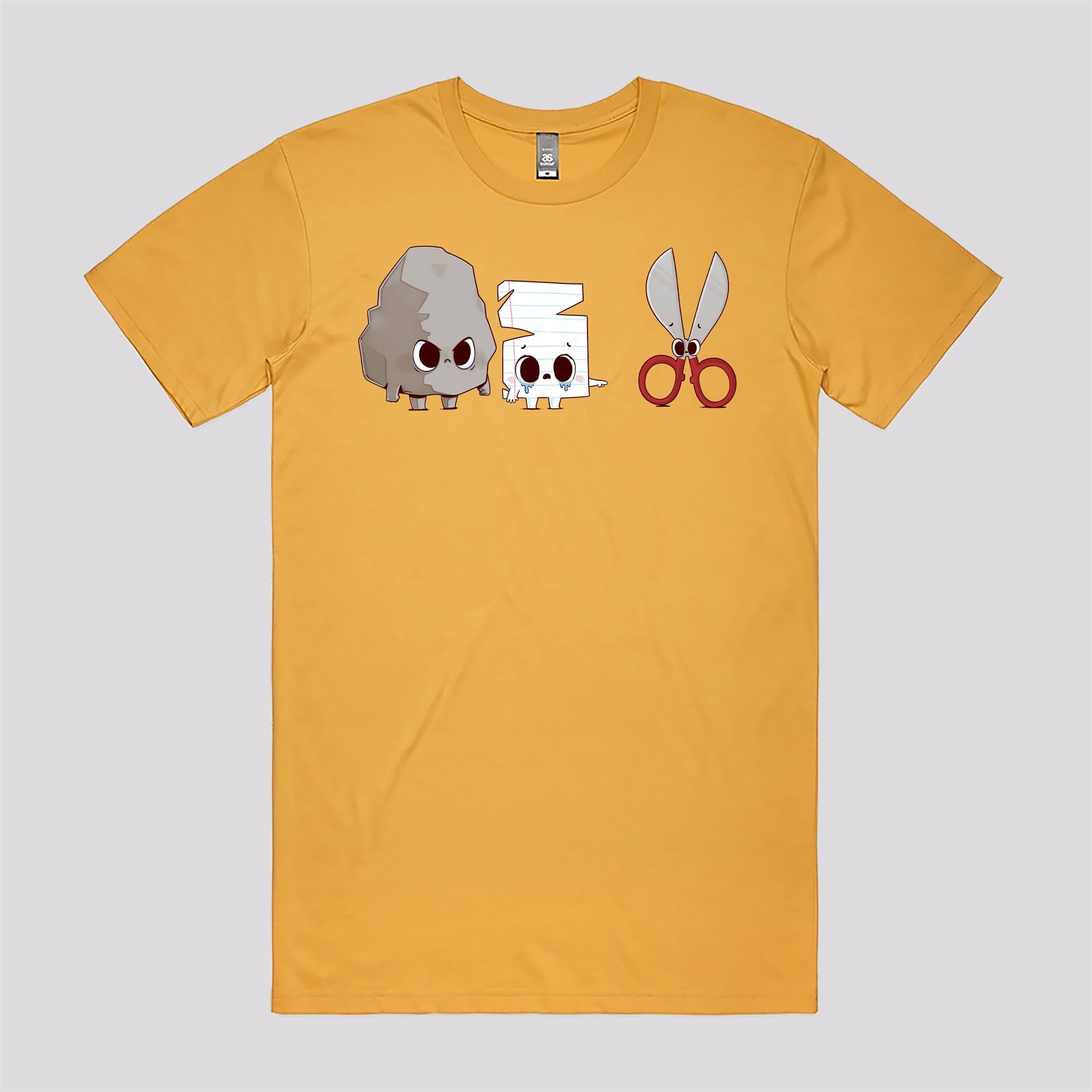 Rock Paper Bully T-Shirt