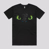 How To Train Your Dragon Toothless T-Shirt in Black