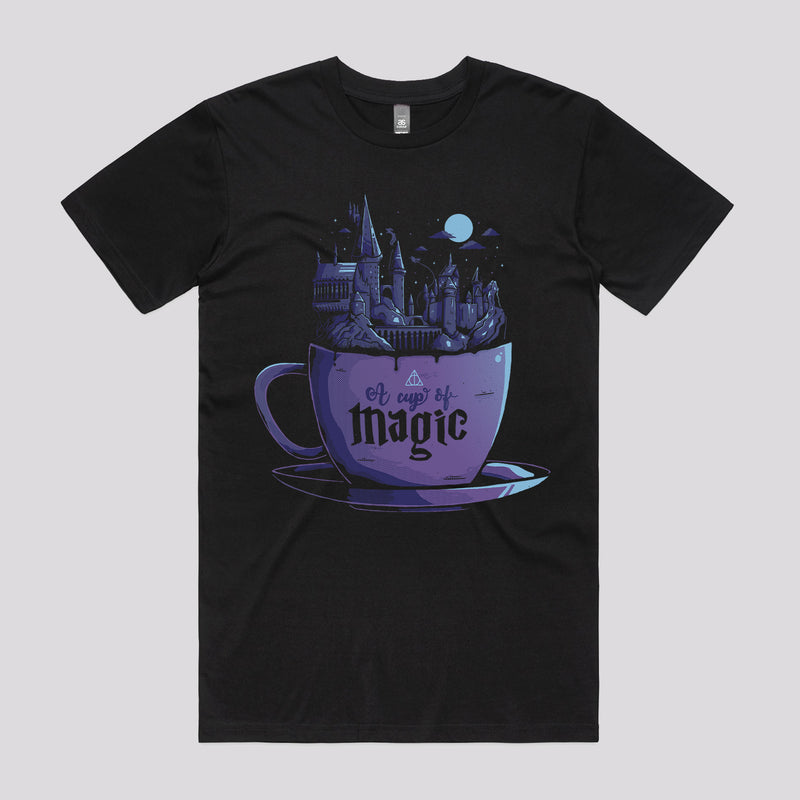 A Cup of Magic T-Shirt - LIMITEE