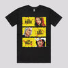 Cool Kill Bill Movie T-Shirts in Black