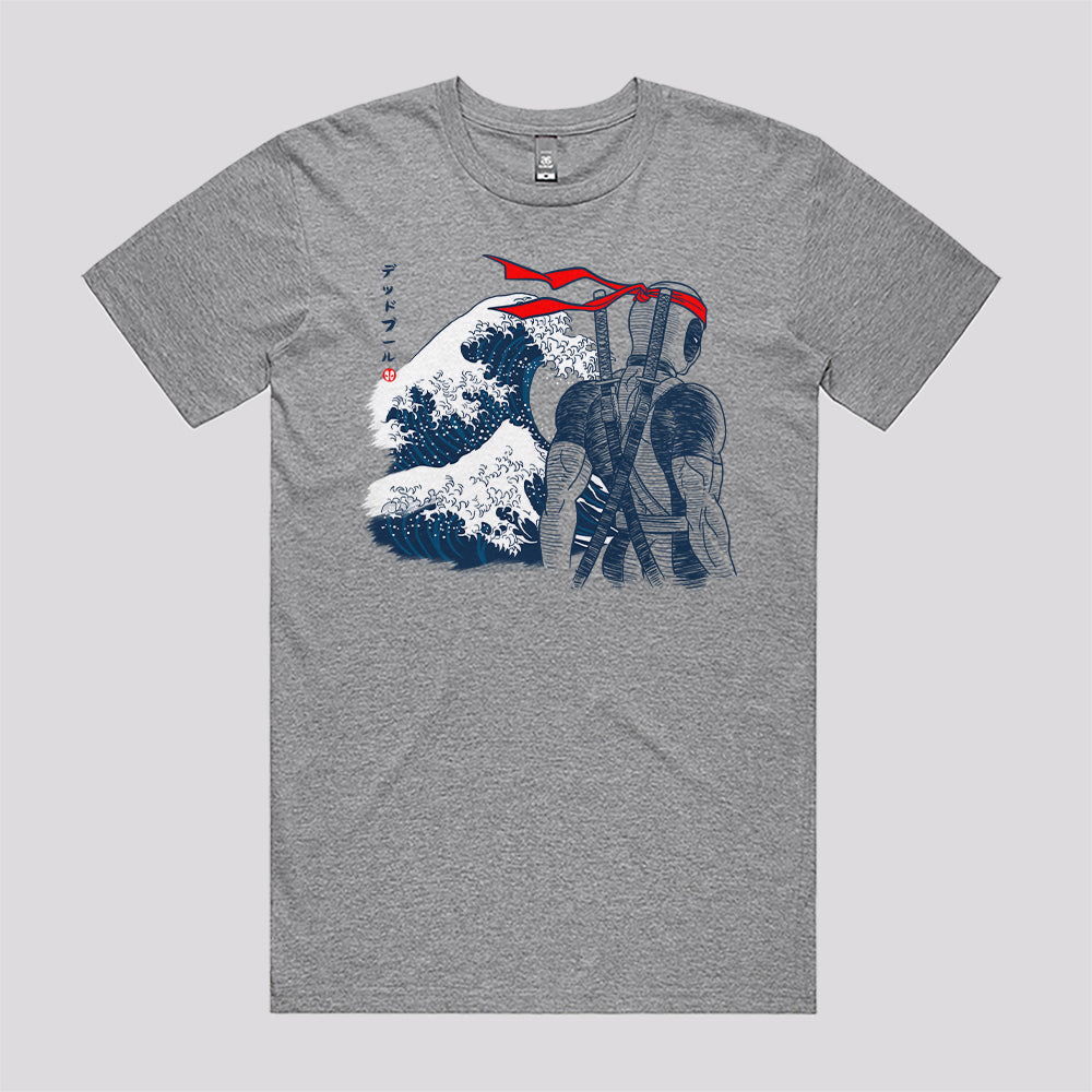 Shogun Deadpool T-Shirt