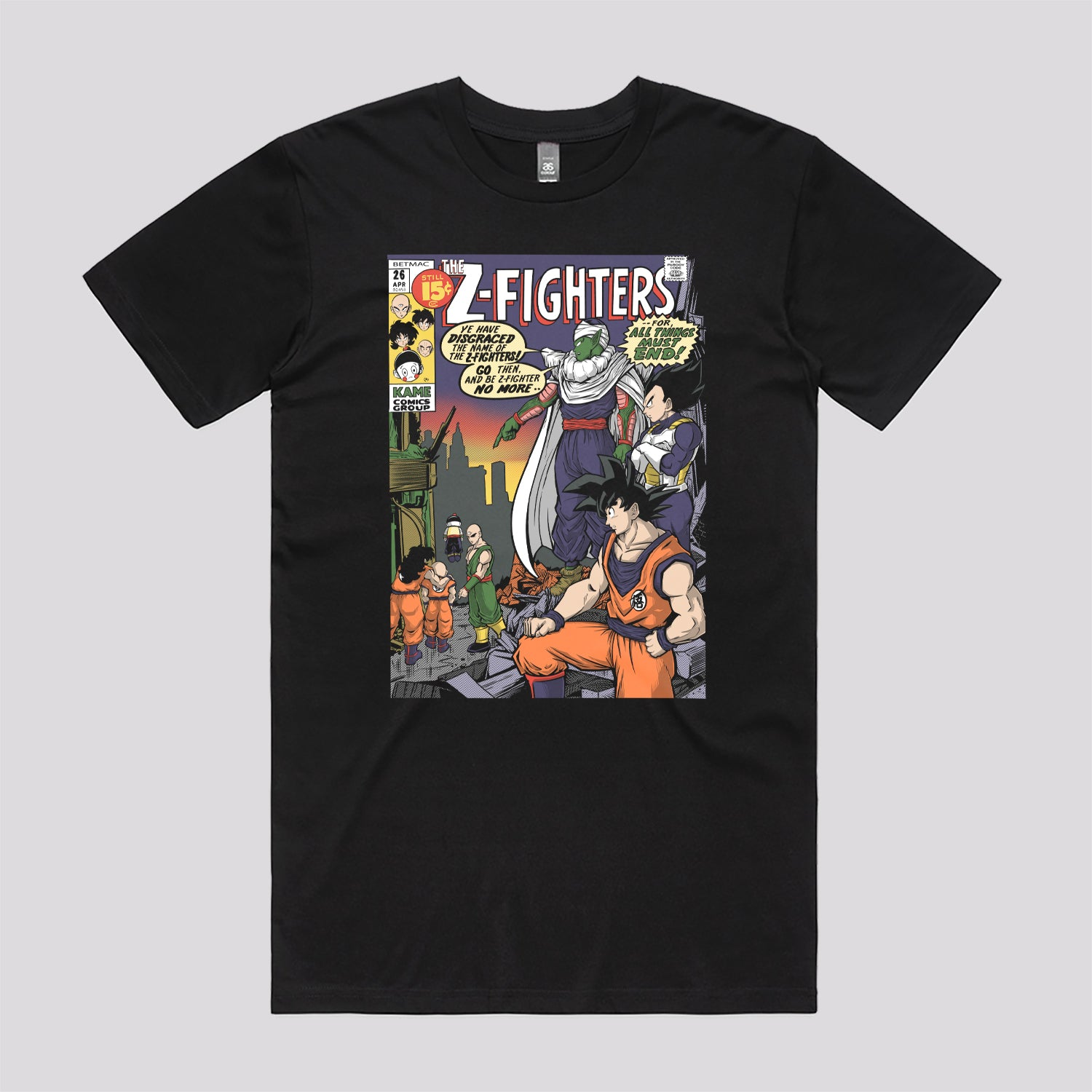 Z-Fighters T-Shirt