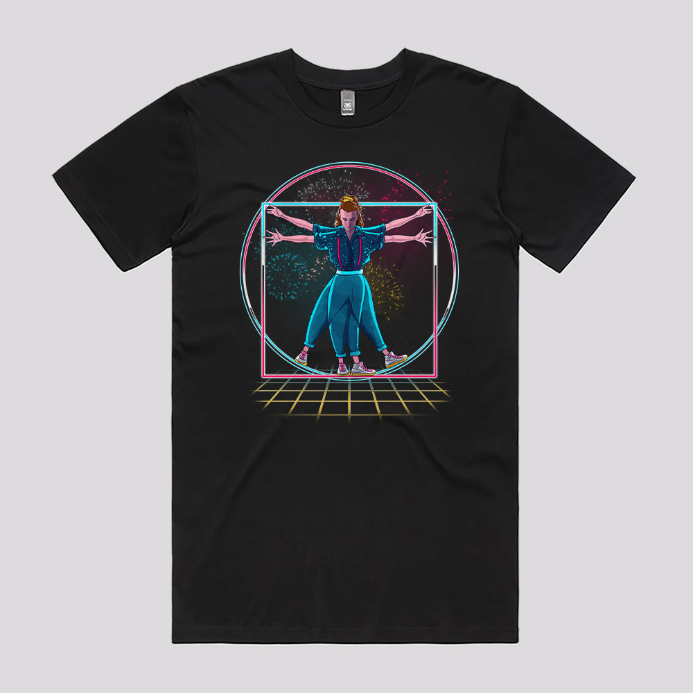 Vitruvian Things T-Shirt