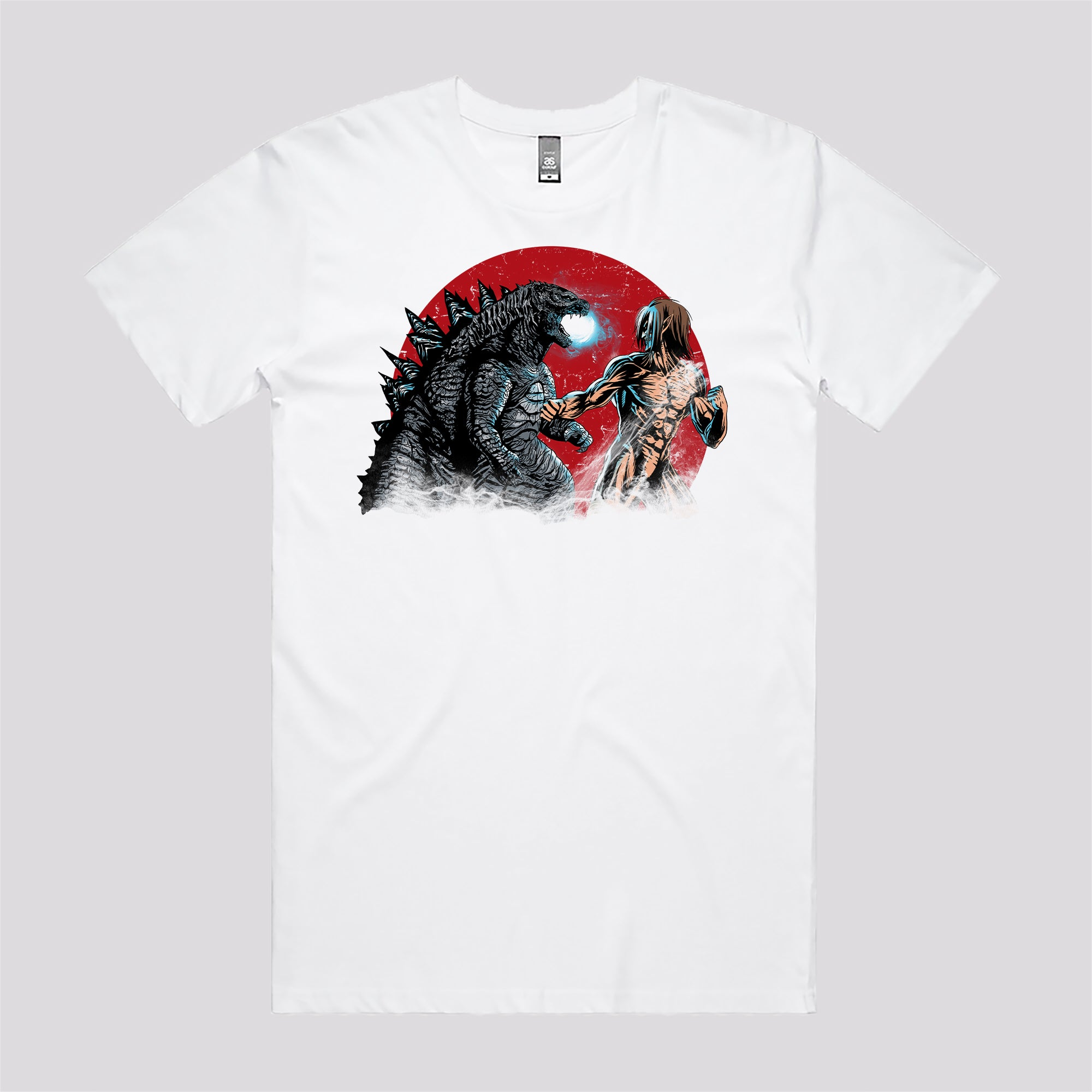 Kaiju vs Titan T-Shirt