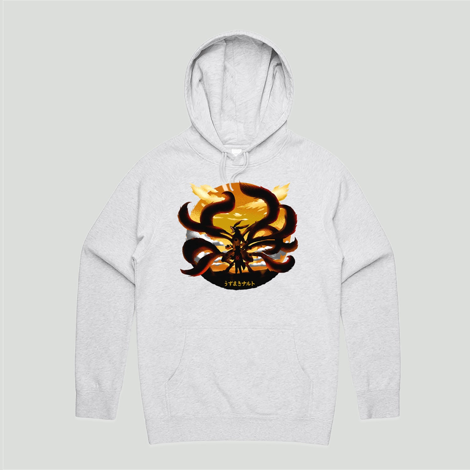 Tailed Beast Unleashed Hoodie
