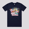 Cute Pokemon Kirby Men T-Shirt
