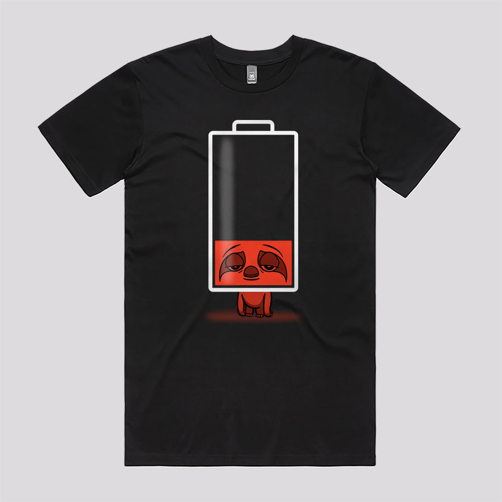 Slow Battery T-Shirt