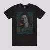 Cool Sam Winchester Supernatural T-Shirt in Black