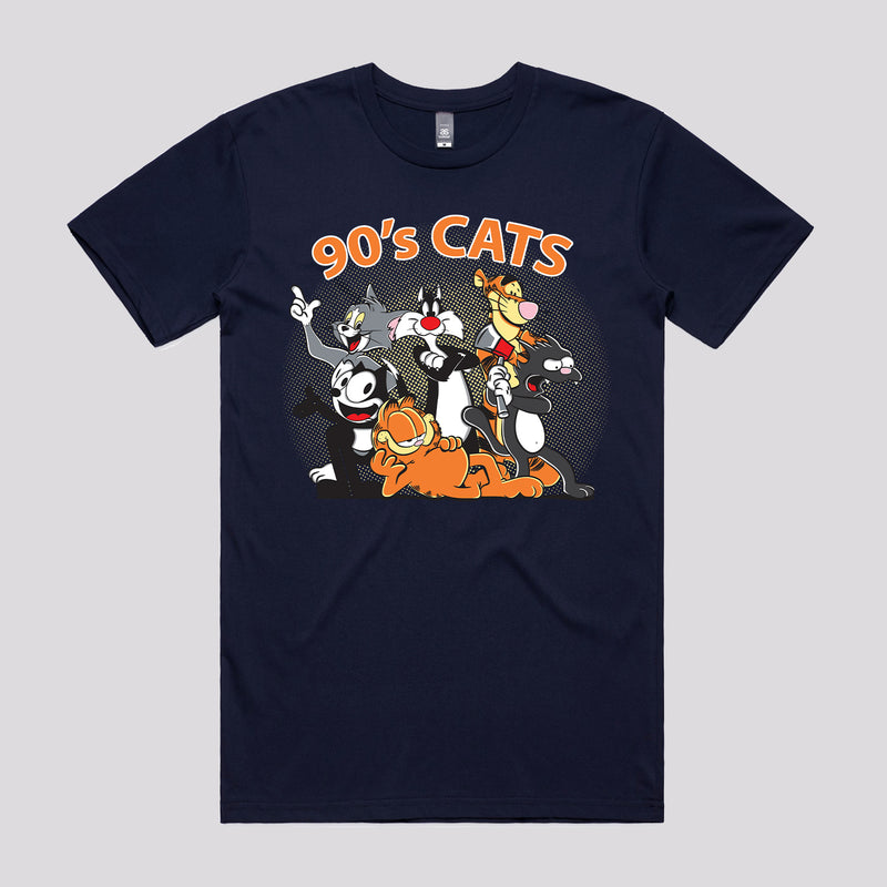 90's Cats