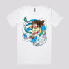 Funny Dragon Ball Spirited Away Anime T-Shirt