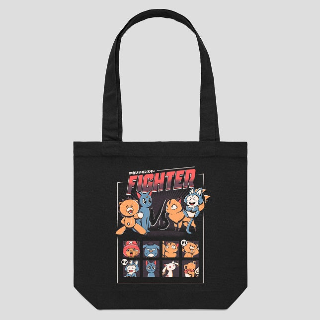 Anime Fight Bag - LIMITEE