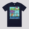 Monster University Cartoon Movie Funny T Shirts Australia