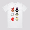 Cool Studio Ghibli Totoro Spirited Away Anime T-Shirts