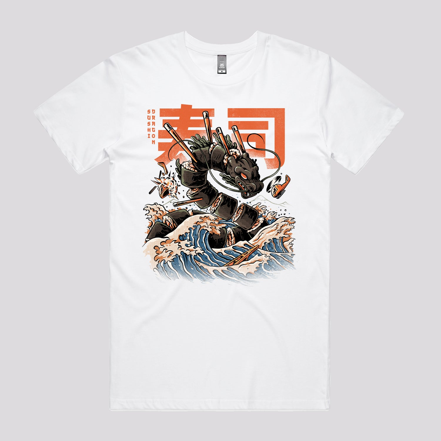 Sushi Dragon T-Shirt